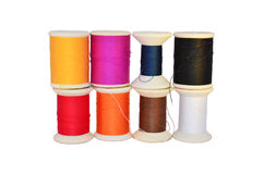 Spindle Roll or Spool Bobbin Royalty Free Stock Photography