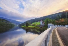 Spindleruv Mlyn. Czech Republic. Stock Photos