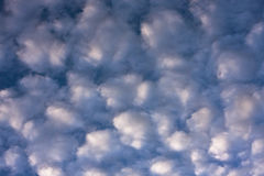 Spindrift clouds Royalty Free Stock Photo
