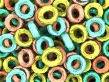 Spinge 3d Fotografia Stock Libera da Diritti
