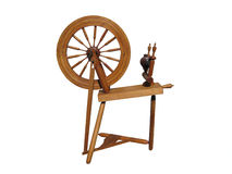 Spining Wheel. Stock Photography