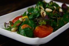 Spinish Salad Royalty Free Stock Photo