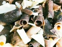 Spinkles mezclados del chocolate Imagen de archivo