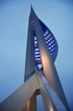 spinnaker πύργος Στοκ φωτογραφία με δικαίωμα ελεύθερης χρήσης