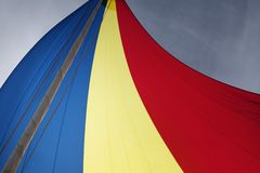 Spinnaker Stock Photography