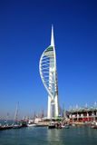 Spinnaker Tower Royalty Free Stock Photo