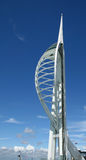 Spinnaker tower Stock Images