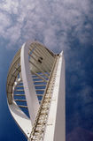 Spinnaker Tower. In Portsmouth at Gunwharf development Royalty Free Stock Images