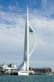Spinnaker Tower, Portsmouth Stock Image