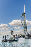 The Spinnaker Tower Portsmouth Stock Image