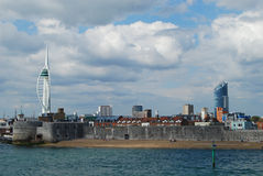 Spinnaker wierza, Portsmouth Obraz Royalty Free