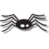 Spinnen-Ikone Lizenzfreie Stockfotos