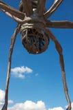 Spinnen-Skulptur bei Kunsthalle Hamburg stockfotos