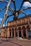 Spinnen-Skulptur Hamburg-Kunsthalle lizenzfreies stockfoto