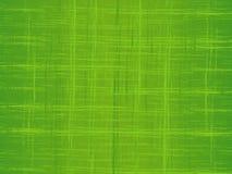 Spinnen von Linien im grünen Ton Lizenzfreies Stockfoto