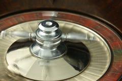 Spinnend Roulettewiel royalty-vrije stock foto's