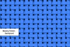 Spinnender Musterhintergrund lizenzfreie abbildung