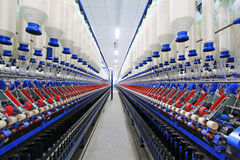 Spinnendes Betriebs-sachanlagen Stockfotografie