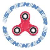 spinner Royaltyfria Bilder