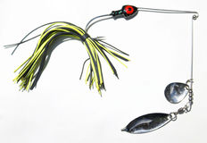 Spinner Bait Royalty Free Stock Photos
