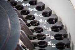 Spinner machine Royalty Free Stock Photo