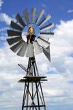 Spinnewiel stock foto