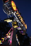 Spinning Carnival Ride Stock Photography