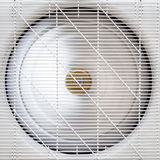 Spinning fan Royalty Free Stock Images