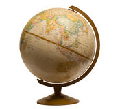 Spinning Globe Royalty Free Stock Image