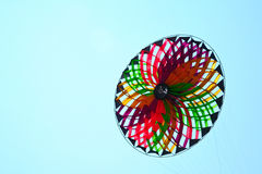 Spinning kite Royalty Free Stock Photo