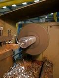 Spinning lathe Stock Image