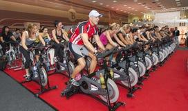 Free Spinning Marathon Challenge Royalty Free Stock Photography - 36548047