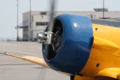 Spinning Propeller Stock Photos
