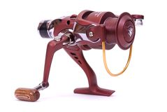 Spinning reel Stock Photos