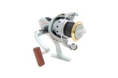 Spinning reel Royalty Free Stock Photography