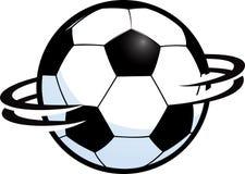 Spinning Soccer Ball Stock Photos