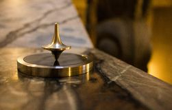 Spinning top  Royalty Free Stock Photo