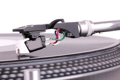 Spinning turntable Stock Photos