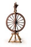 Spinning-wheel royalty free stock photo