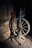 Spinning wheel Royalty Free Stock Photo