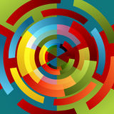 Spinning Wheel Background Royalty Free Stock Image