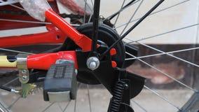 Spinning wheel stock video