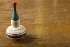 Spinning whirligig Stock Photo