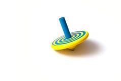Spinning whirligig, spinner. Isolated on white background Stock Images