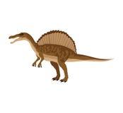Spinosaurus Immagini Stock Libere da Diritti
