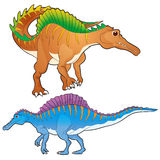 Spinosaurus Stock Photo