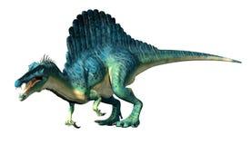 Spinosaurus royaltyfri fotografi