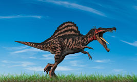 Spinosaurus Royalty Free Stock Images