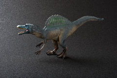 Spinosaurus toy Stock Images