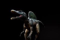 Spinosaurus zabawka Obraz Royalty Free